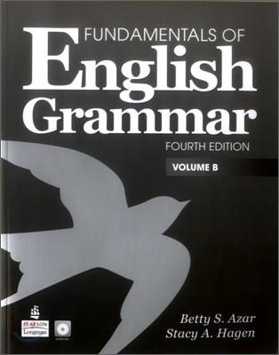 Fundamentals of English Grammar, 4/E: Student Book B