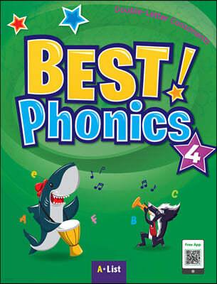 Best Phonics 4: Double-Letter (Student Book)