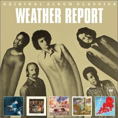 Weather Report - Original Album Classics Vol.2