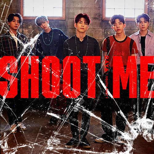 [주로파][미개봉] 데이식스 (DAY6) / 미니앨범 3집 : Shoot Me : Youth Part 1 [Bullet Ver.]