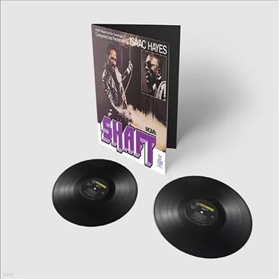 Isaac Hayes - Shaft (샤프트)(Soundtrack) (180g 2LP, MP3 Voucher, Gate-Fold, Limited Edition, Back To Black)