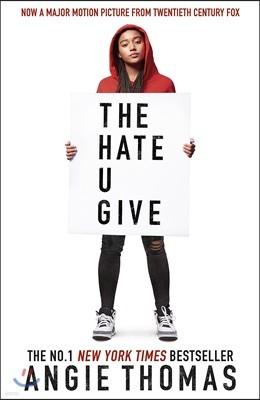 The Hate U Give : 영화 '당신이 남긴 증오' 원작소설