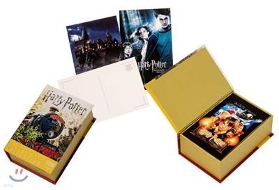 해리 포터 영화 스틸 엽서집 100장 박스 세트 : Harry Potter : The Postcard Collection