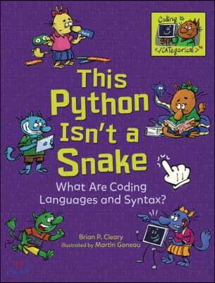 This Python Isn't a Snake