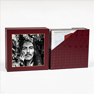 George Harrison - Vinyl Collection (180g 18LP Box Set)