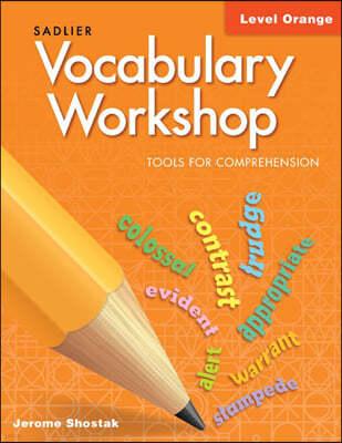 Vocabulary Workshop Orange : Student Book