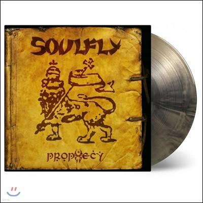 Soulfly (소울플라이) - Prophecy [골드 & 블랙 믹스 컬러 2 LP]