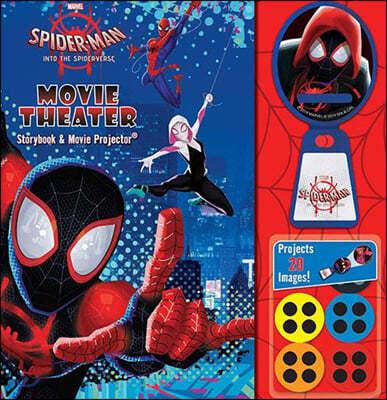 Marvel Spider-Man : Into the Spider-Verse Movie Theater Storybook