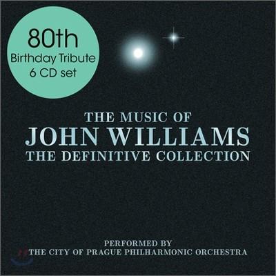 존 윌리엄스 영화음악 모음집 (The Music Of John Williams: The Definitive Collection)