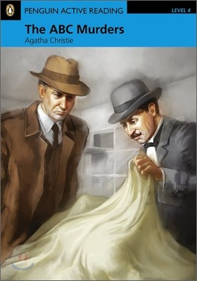 Penguin Active Reading Level 4 : The ABC Murders (Book + CD)