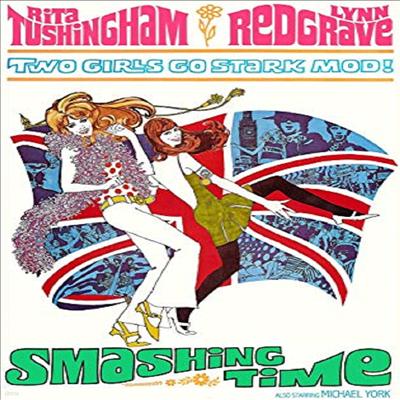 Smashing Time (1967) (스매싱 타임)(지역코드1)(한글무자막)(DVD)
