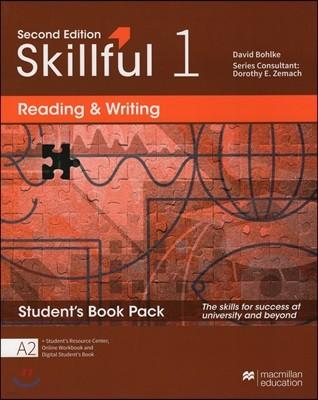 [2판] Skillful Level 1 Reading & Writing Student's Book + Digital Student's Book Pack