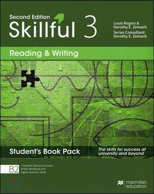 [2판] Skillful Level 3 Reading & Writing Student's Book + Digital Student's Book Pack
