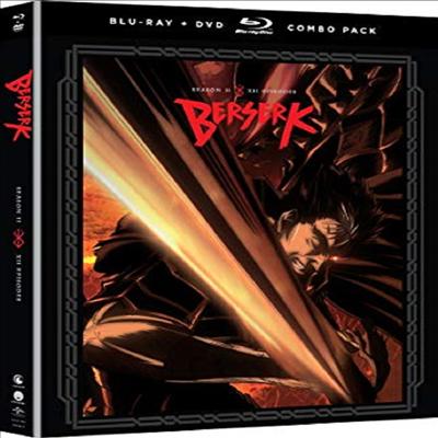 Berserk: Season 2 (베르세르크)(한글무자막)(Blu-ray+DVD)
