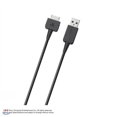 PSVITA] 소니 PlayStation Vita전용 USB 케이블(PCH-ZUC1)