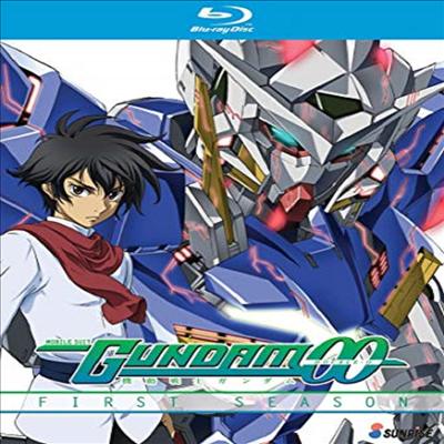 Mobile Suit Gundam 00 - Collection 1 (기동전사 건담00)(한글무자막)(Blu-ray)