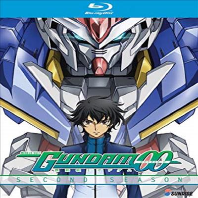 Mobile Suit Gundam 00 Collection 2 (기동전사 건담00)(한글무자막)(Blu-ray)