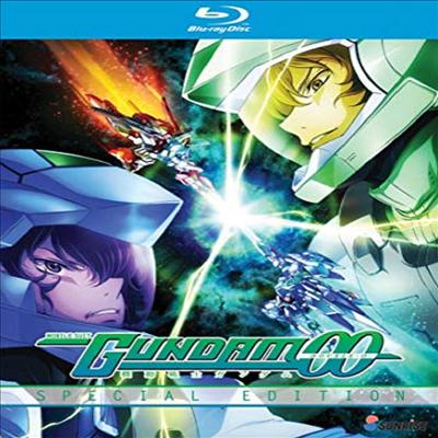Mobile Suit Gundam 00 OVA Collection (Special Edition) (기동전사 건담00)(한글무자막)(Blu-ray)