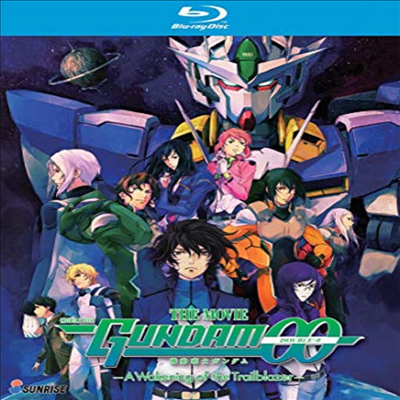 Mobile Suit Gundam 00: A Wakening of the Trailblazer (기동전사 건담00)(한글무자막)(Blu-ray)