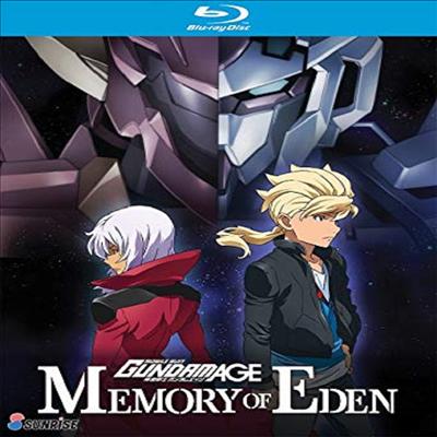 Mobile Suit Gundam AGE: Memory of Eden OVA (기동전사 건담 에이지)(한글무자막)(Blu-ray)