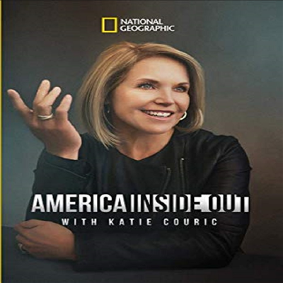 America Inside Out With Katie Couric (아메리칸 인사이드 케이티 쿠릭) (지역코드1)(한글무자막)(DVD-R)