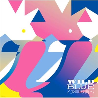 Penguin Research (펭귄 리서치) - Wild Blue / 少年の僕へ (CD)