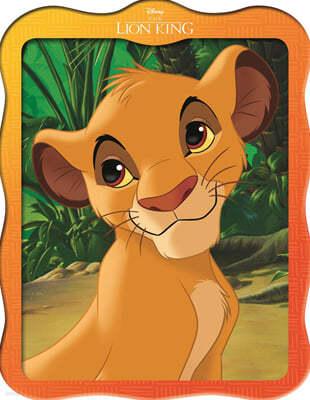 [틴케이스] 디즈니 라이언킹 해피틴 Disney Lion King (Happy Tin)