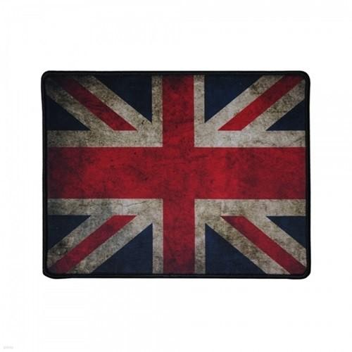 (디비닷컴) G-TRACTER 빈티지 국기 스몰 마우스패드 영국