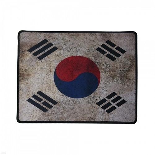 (디비닷컴) G-TRACTER 빈티지 국기 스몰 마우스패드대한민국