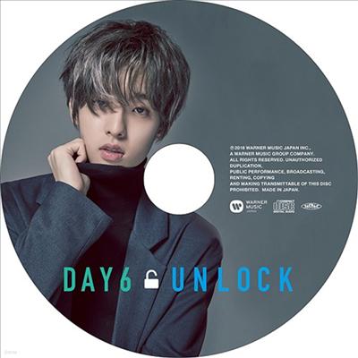데이식스 (DAY6) - Unlock (제이 Ver.)(CD)