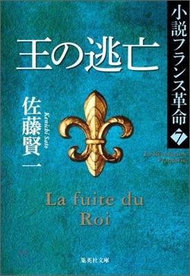 小說フランス革命(7)王の逃亡