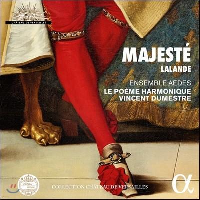 Le Poeme Harmonique 라랑드: 테데움 (Lalande: Deitatis majestatem)