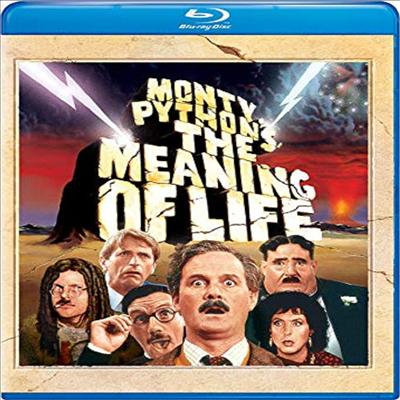 Monty Python's The Meaning of Life (30th Anniversary Edition) (몬티 파이튼 - 삶의 의미)(한글무자막)(Blu-ray)