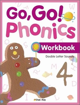 Go,Go! Phonics 4 Workbook