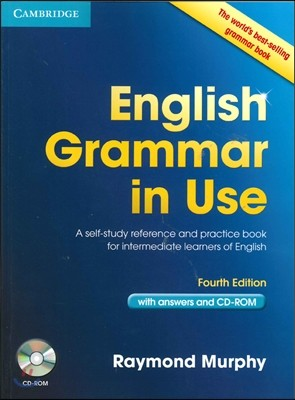 English Grammar in Use With Answers with CD-Rom 4/E