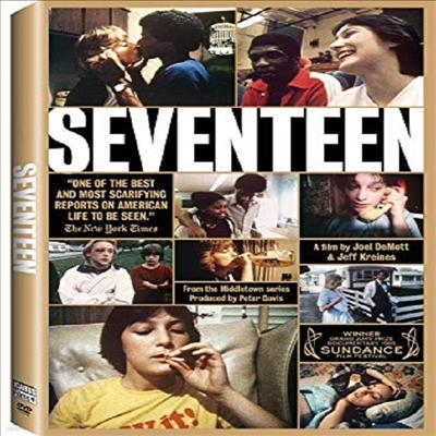 Seventeen (세븐틴)(지역코드1)(한글무자막)(DVD)