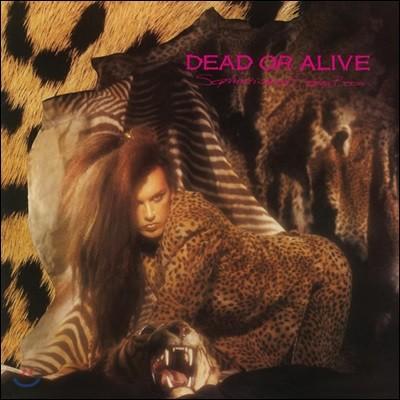 Dead Or Alive (데드 오어 얼라이브) - Sophisticated Boom Boom [오렌지/블랙 컬러 LP]