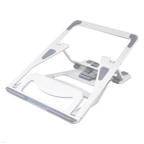 비프렌드 알루미늄 노트북 거치대 W001 (다각도 조절 / 미끄럼방지 매트)