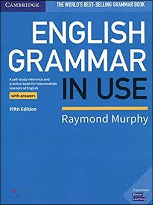 English Grammar in Use Book With Answers, 5/E