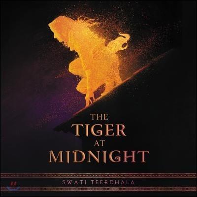 The Tiger at Midnight Lib/E