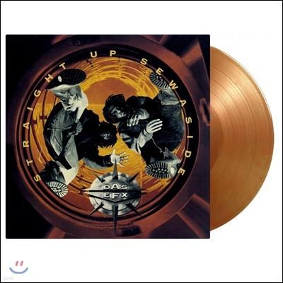 Das EFX (다스 에펙스) - Straight Up Sewaside [오렌지 & 골드 믹스 컬러 LP]