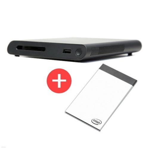 인텔 CD1P64GK(펜티엄)+DK132EPJ 컴퓨트 카드독 합본(컴퓨트카드 도킹시스템)