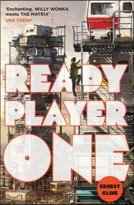 Ready Player One : 스티븐 스필버그 감독 영화 '레디 플레이어 원' 원작 소설