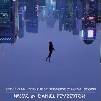 스파이더맨: 뉴 유니버스 오리지널 스코어 영화음악 (Spider-Man: Into The Spider-Verse Original Score by Daniel Pemberton)