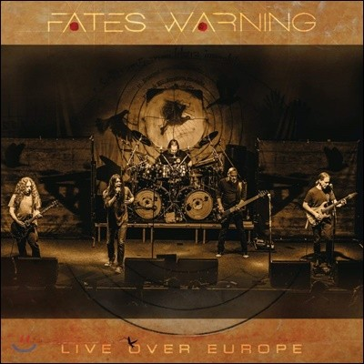 Fates Warning - Live Over Europe 페이츠 워닝 라이브 앨범
