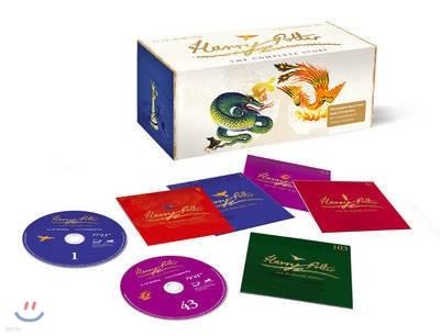 Harry Potter Audio Boxed Set