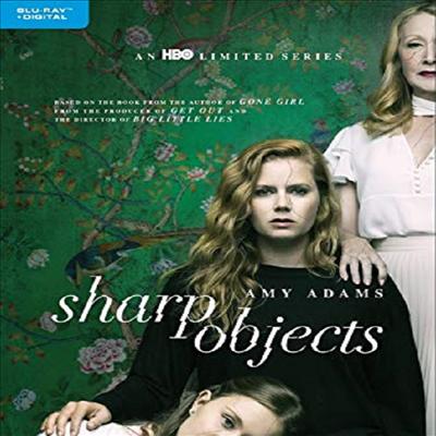 Sharp Objects (샤프 오브젝트)(한글무자막)(Blu-ray)