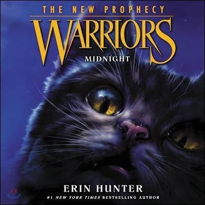 Warriors: The New Prophecy #1: Midnight Lib/E