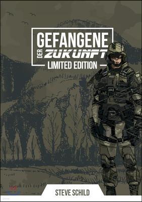 Gefangene der Zukunft: Limited Artbook Edition