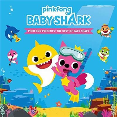 Pinkfong (핑크퐁) - Pinkfong Presents: Best Of Baby Shark (핑크퐁 동물동요: 아기 상어)(CD)